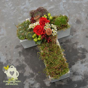 kruisje-roosjes